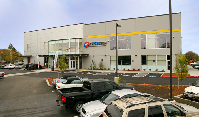 Beaverton 24hour fitness