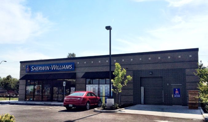 Sherwin Williams Battle Ground WA