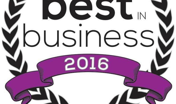 best in business logo
