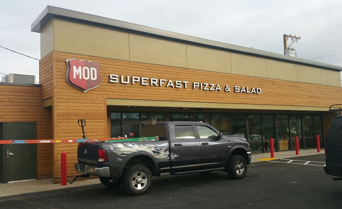 MOD Pizza Complete - Rep