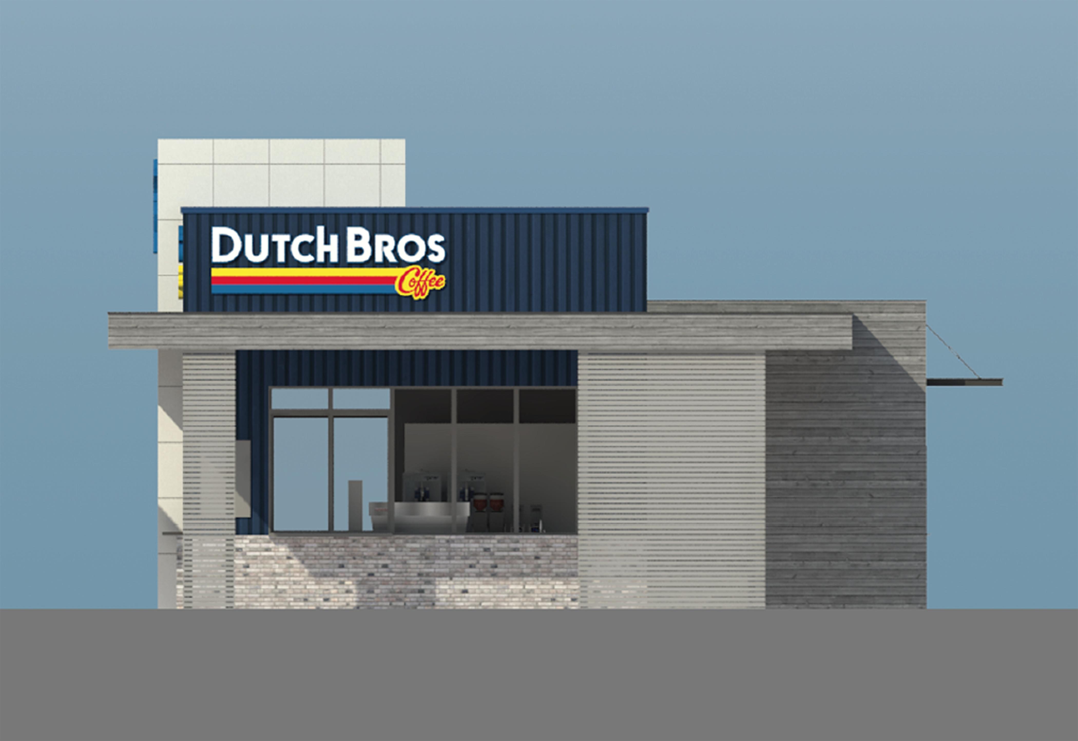 Dutch Bros Elevation